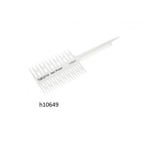 Harizma Расческа для мелирования (10649)Harizma<br>Harizma Hair Picker-2 - Расческа для мелирования<br><br>Вес г: 50<br>Бренд: Hairway