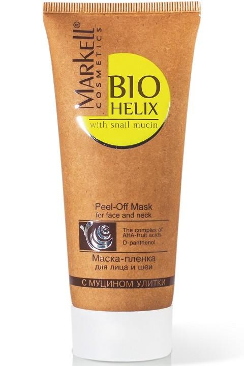 Markell Маска-Пленка для лица и шеи с муцином улиткиMarkell<br>Маска-пленка выравнивает тон кожи, делает ее матовой и ухоженной, способствует обновлению, стимулирует синтез коллагена и эластина, снимает раздражение, смягчает и увлажняет кожу.Применение: нанести тонким слоем на чистую кожу лица и шеи, снять после полного высыхания (20-25 мин), остатки маски смыть теплой водой.<br><br>Вес г: 150<br>Бренд: Markell<br>Объем мл: 100<br>Тип кожи: все типы кожи<br>Консистенция маски: жидкая/пленочная<br>Часть лица: лицо<br>По времени суток: дневной уход, ночной уход<br>Назначение маски: противовоспалительная, матирующая<br>Страна производитель: Белоруссия