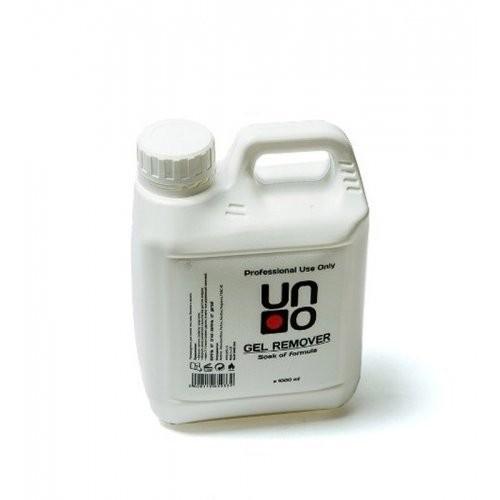 UNO Ремувер для снятия гель-лака 1000мл.UNO<br><br><br>Вес г: 1050<br>Бренд: UNO<br>Объем мл: 1000