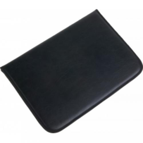 Dewal Папка дисплей для ножницDewal<br>Папка-дисплей для парикмахерских ножниц Dewal 5050, искусственная кожа, черного цвета, размер: 28 х 39 см.<br><br>Вес г: 50<br>Бренд: Dewal