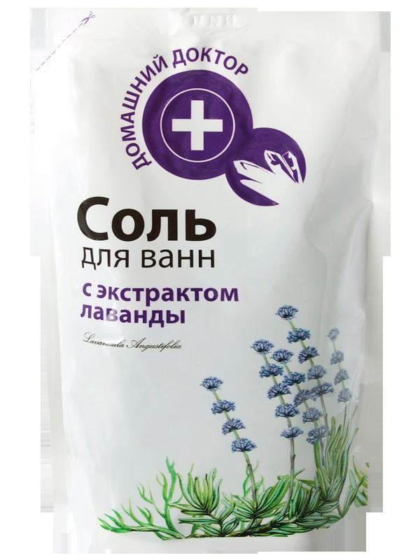 Эльфа Соль для ванн c экстрактом лавандыЭльфа<br>Сакская морская соль обогащена экстрактом и эфирным маслом лаванды, активные компоненты которой обладают регенерирующим и антисептическим действием, а аромат расслабляет и снимает ощущение усталости.Соль содержит высокую концентрацию микро- и макроэлементов, необходимых для нормального функционирования организма: калий, натрий, кальций, магний, железо и сульфат-ионы.Механизм действия. Химические элементы, содержащиеся в ваннах с морской солью, действуют на организм несколькими путями.- Нормализация обменных процессов. Насыщая кожу соответствующими солями, придают больше эластичности и освобождают от токсинов.- Рефлекторное действие. Соли воздействуют на нервные окончания, находящиеся в коже, что приводит к образованию в организме  веществ-регуляторов обменных процессов и облегчению болезненных ощущений.- Улучшение самочувствия. Здесь сказывается действие температурных режимов, растительных трав и эфирных масел, дополнительно вводимых в соль.Способ применения: Растворить 100 г. (4-5 ст.л.) соли в теплой воде. Для получения выраженного бальнеологического действия вводить до 500 г. на одну ванну. Принимать ванны при температуре воды до 35-39 С в течение 10-20 минут каждый день или через день курсом 10-15 процедур.Состав (INCI): Maris Sal, LAVANDULA  ANGUSTIFOLIA HERB OIL, LAVANDULA ANGUSTIFOLIA HERB EXTRACT, PEG-40 Hydrogenated Castor Oil, PARFUM, CI 51319.Объем: 1000 г<br><br>Вес г: 500<br>Бренд : Эльфа<br>Страна производитель : Украина