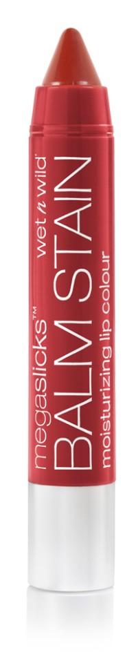 Wet n Wild Блеск - бальзам для губ Mega Slick Balm Stain (E125 red-dy or not)Wet n Wild<br>Суперувлажняющий бальзам для губ. Великолепная формула, обогащенная маслом ягоды асаи, защищает нежную кожу губ, предотвращая обветривание.Способ применения:<br>аккуратно нанести на губы<br>Состав:<br>Tridecyl Trimellitate, Hydrogenated Polyisobutene, Pentaerythrityl Tetraisostearate, Bis-Diglyceryl Polyacyladipate-2, Ozokerite, Caprylic/Capric Triglyceride, Diisostearyl Malate, Microcrystalline Wax/Cera Microcristallina, Polyethylene, Beeswax/Cera Alba, Mineral Oil/Paraffinum Liquidum, Phenoxyethanol, Menthol, Sorbic Acid, Pentaerythrityl Tetra-di-t-butyl Hydroxyhydrocinnamate, Euterpe Oleracea Fruit Oil, Tocopherol, [+/- (MAY CONTAIN): Blue 1 Lake/CI 42090, Carmine/CI 75470, Iron Oxides/CI 77491, CI 77492, CI 77499, Mica, Red 21/CI 45380, Red 27/CI 45410, Red 28 Lake/CI 45410, Red 30 Lake/CI 73360, Red 6/CI 15850, Red 7 Lake/CI 15850, Titanium Dioxide/CI 77891, Yellow 6 Lake/CI 15985]<br><br>Вес г: 47<br>Бренд : Wet&amp;Wild<br>Форма блеска : роллер<br>Вид блеска : глянцевый<br>Объем мл: 3<br>Страна производитель : Китай