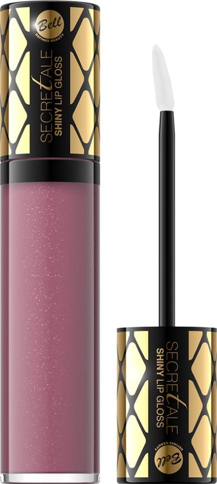 Bell Блеск для губ Увлажняющий Secretale Shiny Lip Gloss (03 черно-розовый)Bell<br>Кондиционирующие вещества увлажняют и смягчают их эпидермис. Блеск наносится нежно и приятно. Продукт равномерно покрывает губы блестящим, как капли воды, цветом. Благодаря стойкой формуле, этим эффектом можно наслаждаться очень долго.<br>Руководство по выбору:<br>Для получения блестящего, глянцевого цвета.Способ применения:<br>Нанести тонким слоем на губы с помощью аппликатора. Для более яркого цвета, рекомендуется повторное нанесениеОсобенности состава:<br>Кондиционирующие вещества увлажняют и смягчают поверхность губ, обеспечивают стойкость цвета<br>Состав:<br>Ingredients: Polybutene, Paraffinum Liquidum (Mineral Oil), Diisostearyl Malate, Isostearyl Isostearate, Pentaerythrityl Tetraisostearate, Octyldodecanol, Ethylene/Propylene/Styrene Copolymer, Butylene/Ethylene/Styrene Copolymer, Isopropyl Palmitate, Ethylhexyl Methoxycinnamate (Octinoxate), Glyceryl Caprylate, BHT, Parfum (Fragrance), Hexyl Cinnamal, Linalool<br><br>Вес г: 55<br>Бренд : Bell<br>Форма блеска : с кисточкой<br>Вид блеска : глянцевый<br>Объем мл: 4<br>Страна производитель : Польша