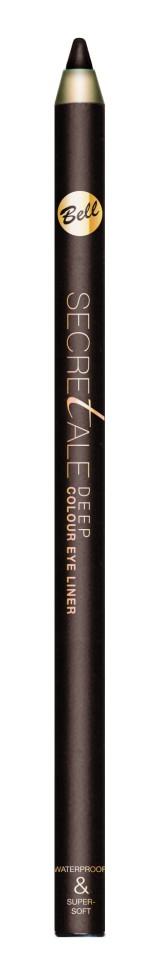 Bell Карандаш для глаз водостойкий Secretale Eye Pencil (2 коричневый)Bell<br>Карандаш для глаз придает взгляду выразительность, привлекательность, а также позволяет получить насыщенный и модный цвет. Водостойкий и невероятно мягкий карандаш, придающий соблазнительную форму глазам. Карандаш доступен в четырех привлекательных цветах. Любители традиционного макияжа, могут выбрать традиционные оттенки, а те, кто любит поэкспериментировать, могут подобрать более экстравагантные цвета. Идеально подходит для макияжа smoky eye. Карандаш наносится легко и удобно.<br>Руководство по выбору:<br>Для четких, мягких линий, эффектного макияжа и ровного водостойкого результата!Способ применения:<br>Нанесите карандаш на верхнее и нижнее веко. При необходимости, растушуйте<br>Особенности состава:<br>Водостойкий и невероятно мягкий<br>Состав:<br>Ingredients: Ethylhexyl Isostearate, Polymethyl Methacrylate, Neopentyl Glycol Diethylhexanoate, Candelilla Cera (Euphorbia Cerifera (Candelilla) Wax), Copernicia Cerifera Cera (Copernicia Cerifera (Carnauba) Wax), Boron Nitride, Ceresin, Paraffin, Tocopherol, Ascorbyl Palmitate, [may contain +/- Mica, CI 77266 (nano) (Black 2), CI 77491, CI 77492, CI 77499 (Iron Oxides), CI 77510 (Ferric Ferrocyanide)]<br><br>Вес г: 36<br>Бренд : Bell<br>Тип карандаша : деревянный<br>Объем мл: 4<br>Страна производитель : Польша
