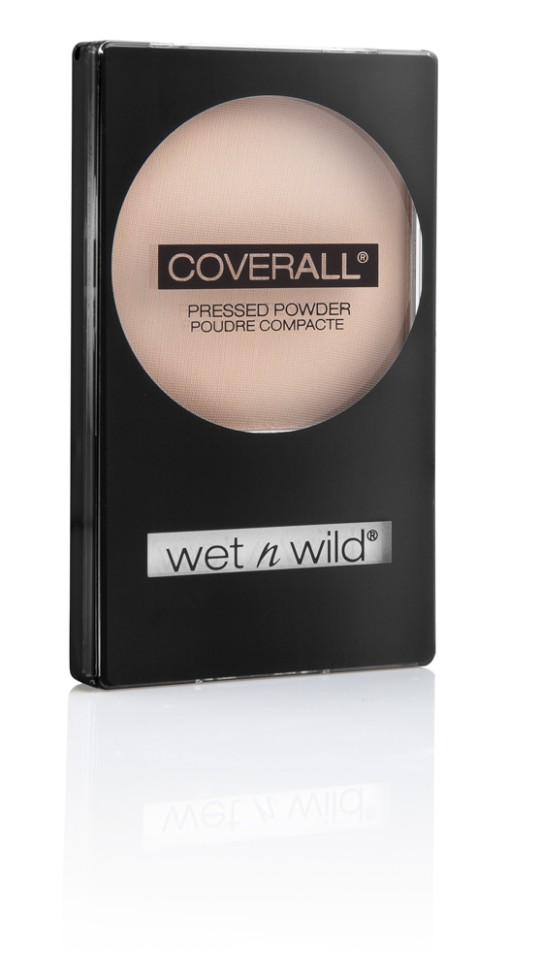 Wet n Wild Компактная пудра для лица Coverall Pressed Powder (E821B fair)Wet n Wild<br>Придает коже лица ровный бархатистый и натуральный оттенок. Легкий, шелковистый состав. Светоотражающие микро-частицы держатся на коже в течение всего дня, уменьшая жирный блеск. Совет по макияжу: нанесите пудру непосредственно на кожу для натурального бархатистого эффекта или на тональный крем для более законченного макияжа.Способ применения:<br>аккуратно нанести на лицо с помощью спонжа или кисти<br>Описание:<br>Состав:<br>Tridecyl Trimellitate, Hydrogenated Polyisobutene, Pentaerythrityl Tetraisostearate, Bis-Diglyceryl Polyacyladipate-2, Ozokerite, Caprylic/Capric Triglyceride, Diisostearyl Malate, Microcrystalline Wax/Cera Microcristallina, Polyethylene, Beeswax/Cera Alba, Mineral Oil/Paraffinum Liquidum, Phenoxyethanol, Menthol, Sorbic Acid, Pentaerythrityl Tetra-di-t-butyl Hydroxyhydrocinnamate, Euterpe Oleracea Fruit Oil, Tocopherol, [+/- (MAY CONTAIN): Blue 1 Lake/CI 42090, Carmine/CI 75470, Iron Oxides/CI 77491, CI 77492, CI 77499, Mica, Red 21/CI 45380, Red 27/CI 45410, Red 28 Lake/CI 45410, Red 30 Lake/CI 73360, Red 6/CI 15850, Red 7 Lake/CI 15850, Titanium Dioxide/CI 77891, Yellow 6 Lake/CI 15985.<br><br>Вес г: 68<br>Бренд : Wet&amp;Wild<br>Эффект покрытия : матирование<br>Тип пудры : компактная<br>Зеркало : Нет<br>В комплекте : пуховка<br>Страна производитель : Китай