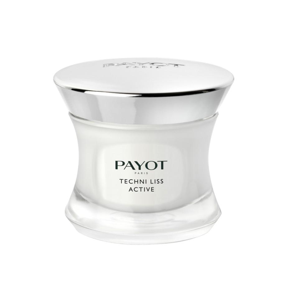 Payot Techni Liss Крем для коррекции глубоких морщин 50 млPayot<br>Крем для любого типа кожи уменьшает длину и глубину морщин; разглаживает, заполняет и выталкивает их; питает и смягчает кожу.<br>Способ применения:<br>Наносите крем утром на очищенную кожу лица и шеи.<br>Состав:<br>DICAPRYLYL CARBONATE, CETYL ALCOHOL, PENTAERYTHRITYL DISTEARATE, POLYMETHYL METHACRYLATE, PTFE, CETEARYL ISONONANOATE, DIMETHICONE, PHENOXYETHANOL, PARFUM (FRAGRANCE), ETHYLHEXYL STEARATE, CHLORPHENESIN, ACRYLATES/C10-30 ALKYL ACRYLATE CROSSPOLYMER, ASCORBYL TETRAISOPALMITATE, PENTYLENE GLYCOL, TOCOPHERYL ACETATE, O-CYMEN-5-OL, HIBISCUS ABELMOSCHUS SEED EXTRACT, POLYGLYCERYL-4 DIISOSTEARATE/POLYHYDROXYSTEARATE/SEBACATE, SODIUM HYALURONATE CROSSPOLYMER, SODIUM ISOSTEARATE, ZEA MAYS (CORN) KERNEL EXTRACT, ALGAE EXTRACT, SMITHSONITE EXTRACT, XANTHAN GUM, SODIUM HYDROXIDE, TOCOPHEROL<br><br>Вес г: 250<br>Бренд : Payot<br>Объем мл: 50<br>Тип кожи : все типы кожи<br>Консистенция : крем<br>Тип крема : увлажняющий, питательный, антивозрастной<br>Возраст : 35+, 40+<br>Эффект : выравнивание, эластичность, сокращает морщины<br>По времени суток : дневной уход<br>Страна производитель : Франция
