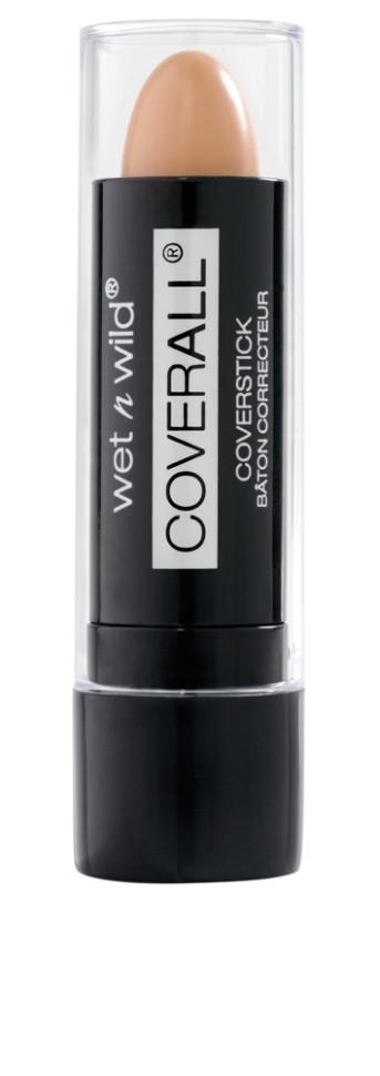 Wet n Wild Корректор стик Coverall Concealer Stick (E802 medium)Wet n Wild<br>Описание:<br>Маскирует любые недостатки кожи.<br>Способ применения:<br>аккуратно нанести на лицо с помощью спонжа или кисти<br>Состав:<br>Состав: Pentaerythrityl Tetraisostearate, Talc, Bis-Diglyceryl Polyacyladipate-2, Ozokerite, Myristyl Lactate, Diisopropyl Dimer Dilinoleate, Kaolin, Copernicia Cerifera (Carnauba) Wax/Copernicia Cerifera Cera, Sorbic Acid, Phenoxyethanol, Tocopheryl Acetate, Tocopherol, Ascorbyl Palmitate, [+/- (MAY CONTAIN): Iron Oxides/CI 77491, CI 77492, CI 77499, Titanium Dioxide/CI 77891].Срок годности: использовать до 12.2018г.<br><br>Вес г: 45<br>Бренд : Wet&amp;Wild<br>Объем мл: 5<br>Вид корректора : твердый<br>Страна производитель : Китай