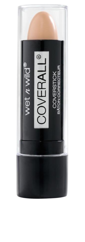 Wet n Wild Корректор стик Coverall Concealer Stick (E804 light medium)Wet n Wild<br>Описание:<br>Маскирует любые недостатки кожи.<br>Способ применения:<br>аккуратно нанести на лицо с помощью спонжа или кисти<br>Состав:<br>Состав: Pentaerythrityl Tetraisostearate, Talc, Bis-Diglyceryl Polyacyladipate-2, Ozokerite, Myristyl Lactate, Diisopropyl Dimer Dilinoleate, Kaolin, Copernicia Cerifera (Carnauba) Wax/Copernicia Cerifera Cera, Sorbic Acid, Phenoxyethanol, Tocopheryl Acetate, Tocopherol, Ascorbyl Palmitate, [+/- (MAY CONTAIN): Iron Oxides/CI 77491, CI 77492, CI 77499, Titanium Dioxide/CI 77891].Срок годности: использовать до 12.2018г.<br><br>Вес г: 45<br>Бренд : Wet&amp;Wild<br>Объем мл: 5<br>Вид корректора : твердый<br>Страна производитель : Китай