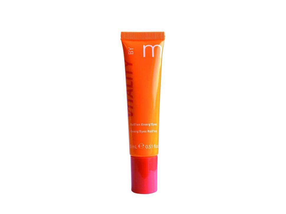 Matis Энергия Витаминов для молодой кожи Энергетический роликовый крем для глаз 15 млMatis<br>Заряжает энергией и тонизирует кожу вокруг глаз. Восстанавливает сияние глаз, придает им больше блеска. Увлажняет и снижает вероятность появления морщин. Еще больше ощущения свежести благодаря 3-м стальным шарикам - аппликаторам.<br>Способ применения:<br>Наносить утром и/или вечером на чистую кожу вокруг глаз.<br>Особенности состава:<br>Витамин C, Экстракт ягод годжи<br>Состав:<br>TAURATE COPOLYMER, SODIUM CITRATE, DIPROPYLENE GLYCOL, SORBITAN ISOSTEARATE, CITRIC ACID, PANTOLACTONE, SORBIC ACID, PARFUM (FRAGRANCE), PHENOXYETHANOL, POTASSIUM SORBATE, TRIETHANOLAMINE, METHYLPARABEN, ETHYLPARABEN, PROPYLPARABEN, CHLORPHENESIN, LIMONENE, LINALOOL.<br><br>Вес г: 50<br>Бренд : Matis<br>Объем мл: 15<br>Часть лица : глаза<br>Возраст : 14+<br>Вид средства для век : ролик<br>По времени суток : дневной уход, ночной уход<br>Страна производитель : Франция