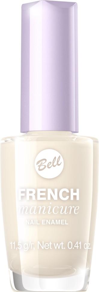 Bell Лак для ногтей устойчивый Гипоаллергенный French Manicure Nail (2 желтый)Bell<br>Натуральный элегантный маникюр! French manicure от Bell - это наиболее простой и эффективный способ создания настоящего французского маникюра. Новейшая коллекция включает 12 деликатных оттенков: 6 из них обогащены серебристыми искорками, другие 5 придают ногтям матовый блеск.Руководство по выбору:<br>Для девушек, которые предпочитают маникюр натуральных оттенков, FrenchСпособ применения:<br>Нанести 1 -2 слоя лака, дать высохнуть 10 минут<br>Особенности состава:<br>Пастельные тона для идеального маникюра<br>Состав:<br>Ingredients: Butyl Acetate, Ethyl Acetate, Nitrocellulose, Acetyl Tributyl Citrate, Isopropyl Alcohol, Adipic Acid/Neopentyl Glycol/Trimellitic Anhydride Copolymer, Acrylates Copolymer, Stearalkonium Bentonite, N-Butyl Alcohol, Styrene/Acrylates Copolymer, Benzophenone-1, Silica, Trimethylpentanediyl Dibenzoate, Polyvinyl Butyral [may contain +/- CI 15850 (Red 6 Lake), CI 19140 (Yellow 5 Lake), CI 77266 (Black 2), CI 77491 (Iron Oxides), CI 77510 (Ferric Ferrocyanide), CI 77891 (Titanium Dioxide), Calcium Aluminum Borosilicate, Calcium Sodium Borosilicate, Tin Oxide]<br><br>Вес г: 76<br>Бренд : Bell<br>Объем мл: 12<br>Вид лака : классичекий<br>Эффект на ногтях : французский маникюр<br>Страна производитель : Польша