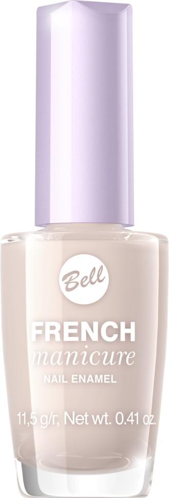 Bell Лак для ногтей устойчивый Гипоаллергенный French Manicure Nail (12 светло-коричневый)Bell<br>Натуральный элегантный маникюр! French manicure от Bell - это наиболее простой и эффективный способ создания настоящего французского маникюра. Новейшая коллекция включает 12 деликатных оттенков: 6 из них обогащены серебристыми искорками, другие 5 придают ногтям матовый блеск.Руководство по выбору:<br>Для девушек, которые предпочитают маникюр натуральных оттенков, FrenchСпособ применения:<br>Нанести 1 -2 слоя лака, дать высохнуть 10 минут<br>Особенности состава:<br>Пастельные тона для идеального маникюра<br>Состав:<br>Ingredients: Butyl Acetate, Ethyl Acetate, Nitrocellulose, Acetyl Tributyl Citrate, Isopropyl Alcohol, Adipic Acid/Neopentyl Glycol/Trimellitic Anhydride Copolymer, Acrylates Copolymer, Stearalkonium Bentonite, N-Butyl Alcohol, Styrene/Acrylates Copolymer, Benzophenone-1, Silica, Trimethylpentanediyl Dibenzoate, Polyvinyl Butyral [may contain +/- CI 15850 (Red 6 Lake), CI 19140 (Yellow 5 Lake), CI 77266 (Black 2), CI 77491 (Iron Oxides), CI 77510 (Ferric Ferrocyanide), CI 77891 (Titanium Dioxide), Calcium Aluminum Borosilicate, Calcium Sodium Borosilicate, Tin Oxide]<br><br>Вес г: 76<br>Бренд : Bell<br>Объем мл: 12<br>Вид лака : классичекий<br>Эффект на ногтях : французский маникюр<br>Страна производитель : Польша