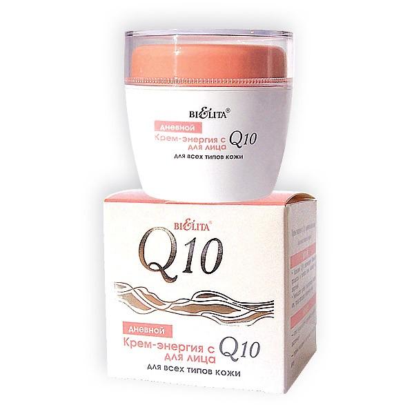 Белита Крем-экстрапитание для лица для сухой и очень сухой кожиКрем-Экстрапитание с Q10 для лица для сухой и очень сухой кожи.Коэнзим Q10 - натуральный, родственный коже компонент. Снабжает клетки энергией молодости.Липосомы- самые эффективные проводники активных веществ в глубинные слои кожи.Разработан специально для  за сухой кожей !ДЕЙСТВИЕ:. Обеспечивает сухой коже долговременное интенсивное питание и увлажнение. Заметно восстанавливает эластичность, повешает упругость кожи лица, шеи и зоны декольтеРЕЗУЛЬТАТ:- Сухая кожа становится гладкой, мягкой, сияющей- Контур лица подтягиваеться, мелкие морщинки разглаживаются<br><br>Вес г: 70<br>Бренд : Белита<br>Объем мл: 50<br>Тип кожи : сухая<br>Консистенция : крем<br>Тип крема : увлажняющий, питательный, восстанавливающий<br>Возраст : 25+, 30+, 35+, 40+<br>Эффект : выравнивание, эластичность<br>По времени суток : дневной уход<br>Страна производитель : Белоруссия