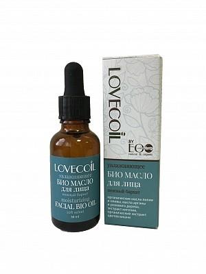 Ecolab LovEcOil Масло-БИО увлажняющий для лица нежный бархатДля лица<br>Снимает раздражение, покраснения, активизирует естественные защитные функции кожи, благодаря чему восстанавливается баланс, кожа становится нежной, гладкой и сияющей. Активные ингредиенты:органические масла лилии и оливы, масло арганы, экстракт кигелии, масло розового дерева, органический экстракт цветов вишни.Преимущества: можно использовать для массажа лица, для ухода вместо крема. Удобный флакон с пипеткой. Особый уход за чувствительной кожей.<br><br>Вес г: 45<br>Бренд : Ecolab<br>Объем мл: 30<br>Тип кожи : нормальная, сухая<br>Консистенция : масло<br>Тип крема : увлажняющий, органический<br>Возраст : 35+, 40+, 45+<br>Эффект : выравнивание<br>По времени суток : дневной уход<br>Страна производитель : Россия