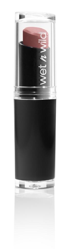 Wet n Wild Помада для губ Mega Last Lip Color (E902C bare it all)Wet n Wild<br>Матовая помада для губ, увлажняет, придает губам яркость и выразительность.Способ применения:<br>аккуратно нанести на губы<br>Состав:<br>Ozokerite, Pentaerythrityl Tetraisostearate, Aluminum Starch Octenylsuccinate, Caprylic/Capric Triglyceride, Propylheptyl Caprylate, Mineral Oil/Paraffinum Liquidum, Bis-Diglyceryl Polyacyladipate-2, VP/Eicosene Copolymer, Myristyl Lactate, Dimethicone/Vinyl Dimethicone Crosspolymer, Myristyl Myristate, Neopentyl Glycol Diethylhexanoate, Polysilicone-6, Sorbitan Sesquioleate, Myristyl Laurate, Butylene/Ethylene/Styrene Copolymer, Ethylene/Propylene/Styrene Copolymer, Phenoxyethanol, Cholesteryl Hydroxystearate, Silica, Sorbic Acid, Tocopheryl Acetate, Tocopherol, Squalane, Allantoin, Ubiquinone, Sodium Hyaluronate [+/- (MAY CONTAIN): Blue 1 Lake/CI 42090, Iron Oxides/CI 77491, CI 77492, CI 77499, Red 6/CI 15850, Red 7 Lake/CI 15850, Red 28 Lake/CI 45410, Red 30 Lake/CI 73360, Titanium Dioxide/CI 77891, Yellow 5 Lake/CI 19140, Yellow 6 Lake/CI 15985.<br><br>Вес г: 44<br>Бренд : Wet&amp;Wild<br>Объем мл: 3<br>Упаковка помады : футляр (выдвижная)<br>Текстура помады : матовая<br>Свойства помады : увлажняющая<br>Вид помады : классическая<br>Страна производитель : Китай
