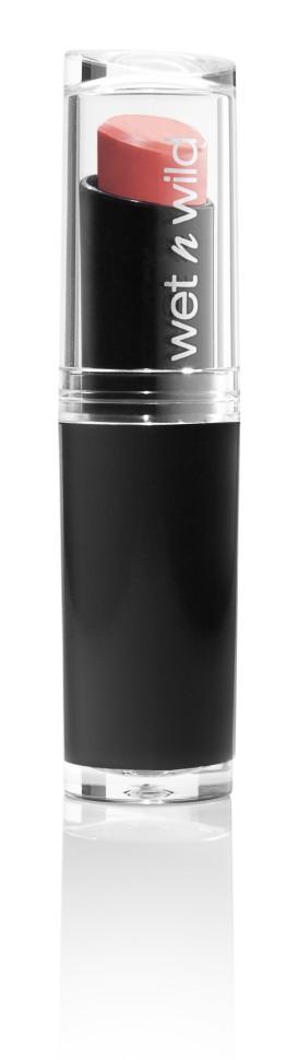 Wet n Wild Помада для губ Mega Last Lip Color (E903C just peachy)Wet n Wild<br>Матовая помада для губ, увлажняет, придает губам яркость и выразительность.Способ применения:<br>аккуратно нанести на губы<br>Состав:<br>Ozokerite, Pentaerythrityl Tetraisostearate, Aluminum Starch Octenylsuccinate, Caprylic/Capric Triglyceride, Propylheptyl Caprylate, Mineral Oil/Paraffinum Liquidum, Bis-Diglyceryl Polyacyladipate-2, VP/Eicosene Copolymer, Myristyl Lactate, Dimethicone/Vinyl Dimethicone Crosspolymer, Myristyl Myristate, Neopentyl Glycol Diethylhexanoate, Polysilicone-6, Sorbitan Sesquioleate, Myristyl Laurate, Butylene/Ethylene/Styrene Copolymer, Ethylene/Propylene/Styrene Copolymer, Phenoxyethanol, Cholesteryl Hydroxystearate, Silica, Sorbic Acid, Tocopheryl Acetate, Tocopherol, Squalane, Allantoin, Ubiquinone, Sodium Hyaluronate [+/- (MAY CONTAIN): Blue 1 Lake/CI 42090, Iron Oxides/CI 77491, CI 77492, CI 77499, Red 6/CI 15850, Red 7 Lake/CI 15850, Red 28 Lake/CI 45410, Red 30 Lake/CI 73360, Titanium Dioxide/CI 77891, Yellow 5 Lake/CI 19140, Yellow 6 Lake/CI 15985.<br><br>Вес г: 44<br>Бренд : Wet&amp;Wild<br>Объем мл: 3<br>Упаковка помады : футляр (выдвижная)<br>Текстура помады : матовая<br>Свойства помады : увлажняющая<br>Вид помады : классическая<br>Страна производитель : Китай
