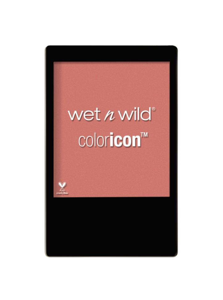 Wet n Wild Румяна для лица Color Icon (E3282 mellow wine)Wet n Wild<br>Прессованные румяна, придают лицу свежий здоровый вид.Способ применения:<br>аккуратно нанести на лицо с помощью кисти<br>Состав:<br>Tridecyl Trimellitate, Hydrogenated Polyisobutene, Pentaerythrityl Tetraisostearate, Bis-Diglyceryl Polyacyladipate-2, Ozokerite, Caprylic/Capric Triglyceride, Diisostearyl Malate, Microcrystalline Wax/Cera Microcristallina, Polyethylene, Beeswax/Cera Alba, Mineral Oil/Paraffinum Liquidum, Phenoxyethanol, Menthol, Sorbic Acid, Pentaerythrityl Tetra-di-t-butyl Hydroxyhydrocinnamate, Euterpe Oleracea Fruit Oil, Tocopherol, [+/- (MAY CONTAIN): Blue 1 Lake/CI 42090, Carmine/CI 75470, Iron Oxides/CI 77491, CI 77492, CI 77499, Mica, Red 21/CI 45380, Red 27/CI 45410, Red 28 Lake/CI 45410, Red 30 Lake/CI 73360, Red 6/CI 15850, Red 7 Lake/CI 15850, Titanium Dioxide/CI 77891, Yellow 6 Lake/CI 15985].<br><br>Вес г: 38<br>Бренд : Wet&amp;Wild<br>В комплекте : кисть<br>Страна производитель : Китай