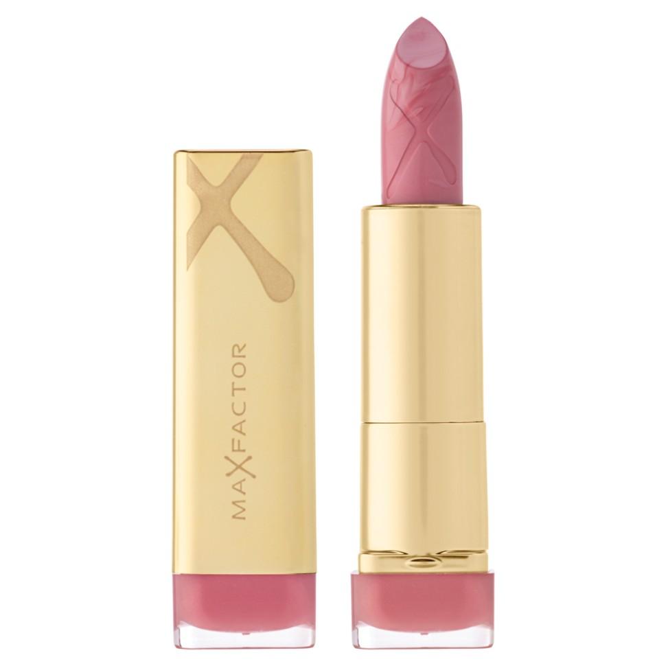 Max Factor Colour Elixir помада губная устойчивая (№610 angel pink)Max Factor<br>Max Factor Colour Elixir - это инновационная устойчивая губная помада. В состав входит множество различных компонентов и антиаксидантов, а также витамин E, которые увлажняют, разглаживают и нежно ухаживают за губами. Палитра оттенков очень разнообразна, Вы можете подобрать именно тот цвет, который гармонирует с вашим макияжем или стилем одежды. Эффект от использования губной помады Colour Elixir - разглаженные, увлажненные, ухоженые красивые губки. Помада идеально наносится и долго держится, дарит ощущение шелка на губах.<br>В серии Elixir от Макс Фактор представлен карандаш для губ, который идеально подходит для макияжа губ в сочетании с помадой. Также Вы можете использовать инновационный анти-возрастной тональный крем для макияжа лица из этоже серии.Великолепный цвет в одно мгновение, более гладкие, мягкие губы по сравнению с ненакрашенными губами - такой эффект помады от Max Factor Colour Elixir сохраняется в течение длительного времени. Роскошный и великолепный цвет на гладких, красивых губах! Формула Elixir на 60 % состоит из смягчающих кожу компонентов, восстановителей и антиоксидантов, включая витамин E, зрительно преображает губы и делает их мягче всего за 7 дней. После нанесения Colour Elixir помада активно увлажняет и смягчает губы.<br>Способ применения:Нанеси помаду на кисточку для помады. Накрась с помощью кисточки губы. Промокни губы салфеткой и нанеси еще один слой. Чтобы помада держалась на губах дольше, нанеси между слоями полупрозрачную пудру.<br>Состав:Масло семян рицинус комьюнис, изопропил изостеарат, слюда, этил-гексиловый гидростеарат, ацетилированный ланолин, озокерит, канделильский воск, парафин, карнаубский воск, цетиловый спирт, цетил лактат, масло персеи гратиссима, гидрированное растительное масло, масло кокоса, экстракт листьев алоэ барбаденсис, экстракт листьев камелии, СI 77491, CI 77891<br><br>Вес г: 30<br>Бренд : Max Factor<br>Объем мл: 4<br>Упаковка пом