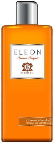 ELEON Гель для душа Summer Bouquet 250млEleon<br>Мягкая формула геля для душа бережно очищает кожу, оставляя неповторимый аромат моря, цветов апельсина, плодов мандарина и сладкого миндаля. Уникальный комплекс натуральных масел и экстрактов смягчает кожу, возвращая ей гладкость, упругость и здоровый цвет.<br><br>Ингредиенты:Экстракт цветков апельсина, экстракт плодов мандарина, масло миндальной косточки, масло найоли<br><br>Вес г: 300<br>Бренд : Eleon<br>Объем мл: 250<br>Страна производитель : Россия