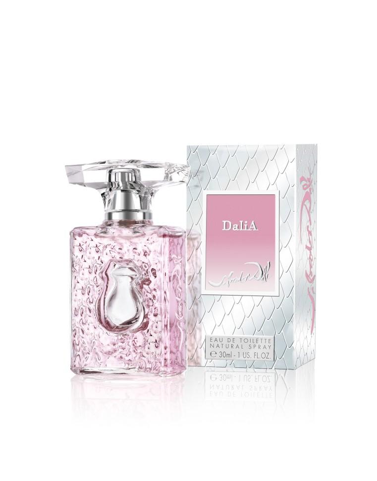 Les Parfums Salvador Dali Dalia Туалетная вода 30 млSalvador Dali<br>Спокойствие и умиротворённость с озорной улыбкой… DaliA - аромат для женщин от парфюмерного дома Salvador Dali, отражает молодость Далинезийских муз, которые сочетают в себе ослепительную красоту и нежные чувства. Невероятно свежий, бесконечно нежный аромат DaliA завораживает своим веселым и одновременно бархатным характером. Ультра шикарный нежно-розового цвета флакон создаёт атмосферу яркого, нового праздника. Аромат DaliA посланник беззаботности, он возвращает украденные моменты счастья и предвещает хорошую, солнечную погоду.<br>Особенности состава:<br>Невероятно свежий, бесконечно нежный аромат DaliA завораживает своим веселым и одновременно бархатным характером.<br>Состав:<br>ALCOHOL, FRAGRANCE (PARFUM) , WATER (AQUA), Ethyl Hexyl Methoxycinnamate, Diethylamino Hydroxybenzoyl Hexyl Benzoate, CI 17200, Butylphenyl Methylpropional (Lilial), Citral, Citronellol, Hydroxycitronellal, Limonene, Linalool, Methyl 2-Octynoate.  <br><br>Вес г: 187<br>Бренд : Salvador Dali<br>Объем мл: 30<br>Возраст : 12+<br>Страна производитель : Франция<br>Вид Аромата : Фруктово цветочный<br>Шлейф : Кедр, палисандр, белый мускус, амбра, шипровые нот<br>Верхняя Нота : Кумкват, Гранат, малина, бархатцы, гальбаниум<br>Верхняя Нота : Кумкват, Гранат, малина, бархатцы, гальбаниум