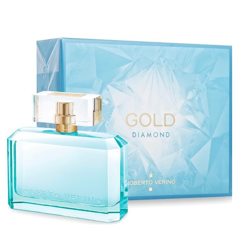 Roberto Verino Gold Diamond Парфюмерная вода 30 млRoberto Verino<br>Рекомендации:<br>При выборе обратите внимание на вид аромата и ноты, доверьтесь вашим эмоциям.<br>Описание:<br>Новый аромат представлен в формате вечерние духи, которые раскрывают образ элегантной, изысканной и утонченной молодой женщины.<br>Мнение эксперта:<br>GOLD DIAMOND - яркий, солнечный, очень летний и невероятно жизнерадостный женский цветочно-шипровый аромат.<br>Состав:<br>Состав: ALCOHOL DENAT. AQUA (WATER), PARFUM (FRAGRANCE), ETHYLHEXYL METHOXYCINNAMATE, BUTYL METHOXYDIBENZOYLMETHANE, ETHYLHEXYL SALICYLATE, BENZOTRIAZOLYL DODECYL P-CRESOL, PENTAERYTHRITYL TETRA-DI-T-BUTYL, HYDROXYHYDROCINNAMATE, BHT, CI 42090 (BLUE 1), CI 60730 (EXT. VIOLET 2), CI 19140 (YELLOW 5), LIMONENE, BENZYL SALICYLATE, LINALOOL, ALPHA-ISOMETHYL IONONE, CITRONELLOL, COUMARIN, BENZYL ALCOHOL, CITRAL, GERANIOL<br><br>Вес г: 150<br>Бренд : Roberto Verino<br>Объем мл: 30<br>Возраст : 14+<br>Страна производитель : Испания<br>Вид Аромата : цветочный шипровый<br>Шлейф : пачули, бобы тонка<br>Верхняя Нота : черная смородина, грейпфрут, мандарин<br>Верхняя Нота : черная смородина, грейпфрут, мандарин
