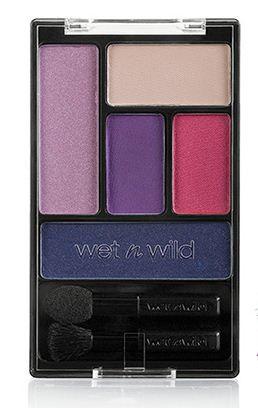 Wet n Wild Тени для век Набор (5 Тонов) Color Icon Eye Shadow Palette (E3931 floral values)Wet n Wild<br>Потрясающая коллекция из 5 шелковистых, ультра-пигментированных цветов.Способ применения:<br>аккуратно нанести на веки специальной кисточкой<br>Состав:<br>Talc, Nylon-12, Boron Nitride, Ethyl Macadamiate, Magnesium Stearate, Dimethicone, Caprylic/Capric Triglyceride, Polybutene, Caprylyl Glycol, Calcium Sodium Borosilicate, Caprylhydroxamic Acid, Glycerin, Macadamia Integrifolia Seed Oil, Tocopherol, Methicone, Hydrogenated Polyisobutene, Dimethicone/Methicone Copolymer, Palmitic Acid, [+/- (MAY CONTAIN): Aluminum Powder/CI 77000, Black 2/CI 77266, Blue 1 Lake/CI 42090, Carmine/CI 75470, Ferric Ammonium Ferrocyanide/CI 77510, Ferric Ferrocyanide/CI 77510, Iron Oxides/CI 77491, CI 77492, CI 77499, Manganese Violet/CI 77742, Mica, Red 40 Lake/CI 16035, Titanium Dioxide/CI 77891, Ultramarines/CI 77007, Yellow 5 Lake/CI 19140<br><br>Вес г: 68<br>Бренд : Wet&amp;Wild<br>В комплекте : кисть<br>Способ нанесения : сухой<br>Эффект на веках : матовый<br>Тип теней : компактные<br>Страна производитель : Китай