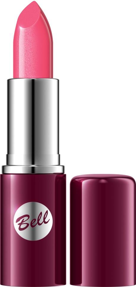 Bell Помада для губ Lipstick Classic (13 розовый)Bell<br>Чтобы выглядеть сверхэлегантной, попробуйте помаду, которая придаст идеальную форму Вашим губам, окрашивая их в чистый, атласный и блестящий цвет. Формула, обогащенная питательными веществами и витаминами, подчеркнет аппетитность Ваших губ, одновременно увлажняя и защищая их. Мягкая и бархатная текстура помады обеспечивает легкое скольжение, устойчивый пигмент сохраняет цвет на губах длительное время. Вы ощутите и увидите Ваши губы ухоженными и соблазнительными. Роскошная палитра из 30 тонов: от классических до супермодных для любого случая и настроения.<br>Руководство по выбору:<br>Чтобы выглядеть сверхэлегантной, попробуйте помаду, которая придаст идеальную форму Вашим губам, окрашивая их в чистый, атласный и блестящий цвет.Способ применения:<br>Нанести на губы по контуруОсобенности состава:<br>Формула, обогащенная питательными веществами и витаминами, подчеркнет аппетитность Ваших губ, одновременно увлажняя и защищая их.<br>Состав:<br>Ingredients: Octyldodecanol, Ricinus Communis Seed Oil, Cera Microcristallina, Petrolatum, Lanolin, Copernicia Cerifera Cera, Isopropyl Palmitate, Aloe Barbadensis Leaf Extract, Tocopherol, Linoleic Acid, Linolenic Acid, Oleic Acid, Paraffinum Liquidum, Ascorbyl Palmitate, Ascorbic Acid, PEG-8, Citric Acid, Methylparaben, Propylparaben, BHA, BHT, Parfum, Geraniol, Hexyl Cinnamal, Limonene, Linalool, [+/- CI 15850, CI 19140, CI 45380, CI 45410, CI 45430, CI 73360, CI 75470, CI 77007, CI 77491, CI 77492, CI 77499, CI 77742, CI 77891, Calcium Aluminum Borosilicate, Mica, Silica, Tin Oxide]<br><br>Вес г: 46<br>Бренд : Bell<br>Объем мл: 5<br>Упаковка помады : футляр (выдвижная)<br>Текстура помады : глянцевая<br>Свойства помады : увлажняющая<br>Вид помады : классическая<br>Страна производитель : Польша