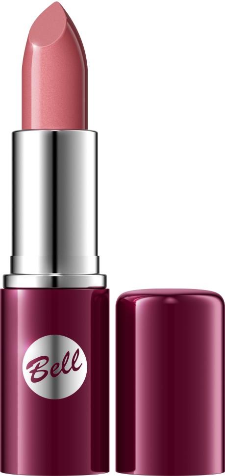 Bell Помада для губ Lipstick Classic (118 розовый)Bell<br>Чтобы выглядеть сверхэлегантной, попробуйте помаду, которая придаст идеальную форму Вашим губам, окрашивая их в чистый, атласный и блестящий цвет. Формула, обогащенная питательными веществами и витаминами, подчеркнет аппетитность Ваших губ, одновременно увлажняя и защищая их. Мягкая и бархатная текстура помады обеспечивает легкое скольжение, устойчивый пигмент сохраняет цвет на губах длительное время. Вы ощутите и увидите Ваши губы ухоженными и соблазнительными. Роскошная палитра из 30 тонов: от классических до супермодных для любого случая и настроения.<br>Руководство по выбору:<br>Чтобы выглядеть сверхэлегантной, попробуйте помаду, которая придаст идеальную форму Вашим губам, окрашивая их в чистый, атласный и блестящий цвет.Способ применения:<br>Нанести на губы по контуруОсобенности состава:<br>Формула, обогащенная питательными веществами и витаминами, подчеркнет аппетитность Ваших губ, одновременно увлажняя и защищая их.<br>Состав:<br>Ingredients: Octyldodecanol, Ricinus Communis Seed Oil, Cera Microcristallina, Petrolatum, Lanolin, Copernicia Cerifera Cera, Isopropyl Palmitate, Aloe Barbadensis Leaf Extract, Tocopherol, Linoleic Acid, Linolenic Acid, Oleic Acid, Paraffinum Liquidum, Ascorbyl Palmitate, Ascorbic Acid, PEG-8, Citric Acid, Methylparaben, Propylparaben, BHA, BHT, Parfum, Geraniol, Hexyl Cinnamal, Limonene, Linalool, [+/- CI 15850, CI 19140, CI 45380, CI 45410, CI 45430, CI 73360, CI 75470, CI 77007, CI 77491, CI 77492, CI 77499, CI 77742, CI 77891, Calcium Aluminum Borosilicate, Mica, Silica, Tin Oxide]<br><br>Вес г: 46<br>Бренд : Bell<br>Объем мл: 5<br>Упаковка помады : футляр (выдвижная)<br>Текстура помады : глянцевая<br>Свойства помады : увлажняющая<br>Вид помады : классическая<br>Страна производитель : Польша