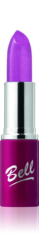 Bell Помада для губ Lipstick Classic (130 сиреневый)Bell<br>Чтобы выглядеть сверхэлегантной, попробуйте помаду, которая придаст идеальную форму Вашим губам, окрашивая их в чистый, атласный и блестящий цвет. Формула, обогащенная питательными веществами и витаминами, подчеркнет аппетитность Ваших губ, одновременно увлажняя и защищая их. Мягкая и бархатная текстура помады обеспечивает легкое скольжение, устойчивый пигмент сохраняет цвет на губах длительное время. Вы ощутите и увидите Ваши губы ухоженными и соблазнительными. Роскошная палитра из 30 тонов: от классических до супермодных для любого случая и настроения.<br>Руководство по выбору:<br>Чтобы выглядеть сверхэлегантной, попробуйте помаду, которая придаст идеальную форму Вашим губам, окрашивая их в чистый, атласный и блестящий цвет.Способ применения:<br>Нанести на губы по контуруОсобенности состава:<br>Формула, обогащенная питательными веществами и витаминами, подчеркнет аппетитность Ваших губ, одновременно увлажняя и защищая их.<br>Состав:<br>Ingredients: Octyldodecanol, Ricinus Communis Seed Oil, Cera Microcristallina, Petrolatum, Lanolin, Copernicia Cerifera Cera, Isopropyl Palmitate, Aloe Barbadensis Leaf Extract, Tocopherol, Linoleic Acid, Linolenic Acid, Oleic Acid, Paraffinum Liquidum, Ascorbyl Palmitate, Ascorbic Acid, PEG-8, Citric Acid, Methylparaben, Propylparaben, BHA, BHT, Parfum, Geraniol, Hexyl Cinnamal, Limonene, Linalool, [+/- CI 15850, CI 19140, CI 45380, CI 45410, CI 45430, CI 73360, CI 75470, CI 77007, CI 77491, CI 77492, CI 77499, CI 77742, CI 77891, Calcium Aluminum Borosilicate, Mica, Silica, Tin Oxide]<br><br>Вес г: 46<br>Бренд : Bell<br>Объем мл: 5<br>Упаковка помады : футляр (выдвижная)<br>Текстура помады : глянцевая<br>Свойства помады : увлажняющая<br>Вид помады : классическая<br>Страна производитель : Польша