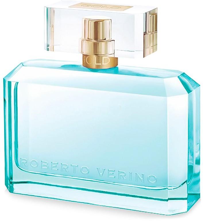 Roberto Verino Gold Diamond Парфюмерная вода 50 млРекомендации:<br>При выборе обратите внимание на вид аромата и ноты, доверьтесь вашим эмоциям.<br>Описание:<br>Новый аромат представлен в формате вечерние духи, которые раскрывают образ элегантной, изысканной и утонченной молодой женщины.<br>Мнение эксперта:<br>GOLD DIAMOND - яркий, солнечный, очень летний и невероятно жизнерадостный женский цветочно-шипровый аромат.<br>Состав:<br>Состав: ALCOHOL DENAT. AQUA (WATER), PARFUM (FRAGRANCE), ETHYLHEXYL METHOXYCINNAMATE, BUTYL METHOXYDIBENZOYLMETHANE, ETHYLHEXYL SALICYLATE, BENZOTRIAZOLYL DODECYL P-CRESOL, PENTAERYTHRITYL TETRA-DI-T-BUTYL, HYDROXYHYDROCINNAMATE, BHT, CI 42090 (BLUE 1), CI 60730 (EXT. VIOLET 2), CI 19140 (YELLOW 5), LIMONENE, BENZYL SALICYLATE, LINALOOL, ALPHA-ISOMETHYL IONONE, CITRONELLOL, COUMARIN, BENZYL ALCOHOL, CITRAL, GERANIOL<br><br>Вес г: 250<br>Бренд : Roberto Verino<br>Объем мл: 50<br>Возраст : 14+<br>Страна производитель : Испания<br>Вид Аромата : цветочный шипровый<br>Шлейф : пачули, бобы тонка<br>Верхняя Нота : черная смородина, грейпфрут, мандарин<br>Верхняя Нота : черная смородина, грейпфрут, мандарин