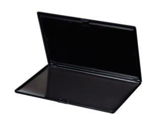 Limoni Палитра универсальная Maxi Magic Box с 40 ячейками (пустая)Косметика для век<br>Большой универсальный магнитный кейс Maxi Magic Box для косметических средств от Limoni.Вы можете удобно разместить на магнитной поверхности тени, помады, румяна, пудры.магнитная поверхность позволяет прочно удерживать и легко менять сменные блоки со стальным корпусом.Подходит как для профессионального, так и для индивидуального использования.Вы можете эксперементировать с различными цветами и их оттенками, пробовать различные сочетания и выбрать то, что подходит именно вам.Не хотите носить с собой несколько футляров с разными тенями для век — покупайте сменные блоки любимых оттенков и комбинируйте в изящном пенале.Размер: 15х23 см.Вместимость: 40 сменных блоков.  (диаметр 28 мм)<br><br>Вес г: 50<br>Бренд : Limoni