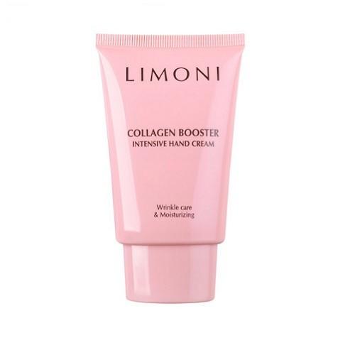 Limoni COLLAGEN BOOSTER INTENSIVE HAND CREAM Крем для рук с коллагеном 50млУход за телом<br>Основной компонент-морской коллаген,интенсивно увлажняет и восстанавливает кожу рук,стимулирует рост ногтей.Масло Ши богато кислотами,глубоко питает и избавляет от ощущения сухости.Экстракт амарантуса защищает от неблагоприятных факторов окружающей среды.Витамин Е обладает омолаживающим действием.Крем имеет нежную текстуру,прекрасно распределяется по коже,быстро впитывается и надолго оставляет чувство комфорта.При регулярном использовании кутикула становится более мягкой,а ногти значительно сильнее.Средство идеально для использования в зимний период.Крем также можно использовать для восстановления сухой кожи ног.Активные компоненты: масло Ши,пчелиный воск,масло ореха макадамии,морской коллаген,экстракт амарантуса,экстракт японского вяза,экстракт портулака,экстракт пиона, гиалуронат натрия,витамин Е,экстракт алоэ,гидролизованный лецитин<br><br>Вес г: 80<br>Бренд : Limoni<br>Объем мл: 50<br>Средство для рук : крем<br>Страна производитель : Италия