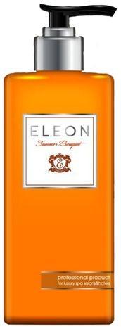 ELEON Молочко для тела Summer Bouquet 250млEleon<br>Нежное молочко для тела интенсивно питает и увлажняет кожу, оставляя легкий аромат моря, цветов апельсина, плодов мандарина и сладкого миндаля. Уникальный комплекс натуральных масел и экстрактов смягчает кожу, возвращая ей гладкость, упругость и здоровый цвет.<br><br>Ингредиенты: <br>Экстракт цветков апельсина, экстракт плодов мандарина, масло миндальной косточки, масло найоли<br><br>Вес г: 300<br>Бренд : Eleon<br>Объем мл: 250<br>Страна производитель : Россия