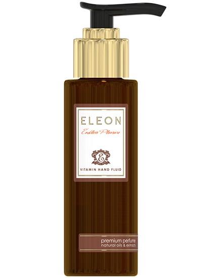 ELEON Флюид для рук тающий Engless pleasure 100млEleon<br>Уникальная формула флюида с натуральным маслом найоли, экстрактом кокоса и ретинолом обеспечивает мгновенное увлажение кожи рук и насыщает ее необходимыми витаминами. Экстракт зародышей пшеницы и масло пальмарозы делают кожу рук более упругой и эластичной. Тающий гель моментально впитывается, не оставляя ощущение липкости и жирности на руках.<br><br>Ингредиенты:Масло найоли, масло пальмарозы, экстракт кокоса, экстракт зародышей пшеницы, ретинол<br><br>Вес г: 150<br>Бренд: Eleon<br>Объем мл: 100<br>Средство для рук: гель<br>Страна производитель: Россия