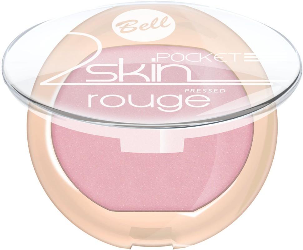 Bell Румяна компактные 2 Skin Rouge (51 светло-розовый)Bell<br>Бархатная текстура румян создает эффект тонкой вуали на кожи. Легко и равномерно наносится, придавая кожи легкое сияние. Роскошные оттенки румян выгодно подчеркнут все достоинства Вашего макияжа<br>Руководство по выбору:<br>Для закрепления макияжа лица. Рекомендуется использование совместно с другими продуктами от BellСпособ применения:<br>Нанести на кожу лица с помощью аппликатора<br>Состав:<br>Ingredients: Talc, Mica, Sodium Potassium Aluminum Silicate, Silica, Magnesium Stearate, Isocetyl Stearoyl Stearate, Octyldodecyl Stearate, Tocopherol, Ascorbyl Palmitate, Ascorbic Acid, PEG-8, Citric Acid, Methylparaben, Propylparaben [+/- CI 15850, CI 77007, CI 77491, CI 77492, CI 77499, CI 77742, CI 77891]<br><br>Вес г: 53<br>Бренд : Bell<br>Объем мл: 4<br>В комплекте : кисть<br>Страна производитель : Польша
