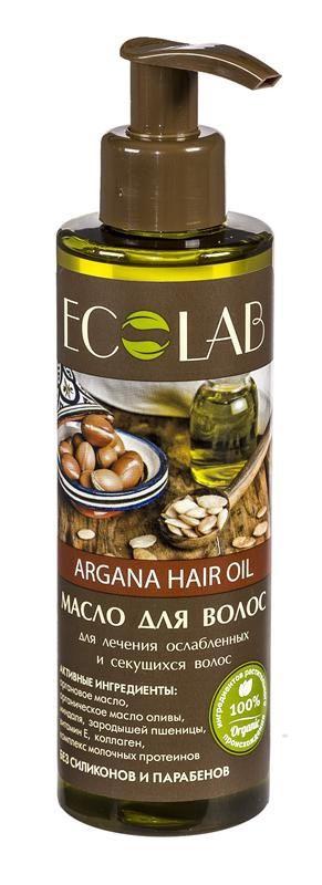 Ecolab Масло для волос Для лечения ослабленных и секущихся волосДля волос<br>Входящий в состав витамин Е отлично укрепляет волосы и усиливает их рост, а также лечит кожу головы. Коллаген способствует улучшению качества волос, повышает их эластичность и прочность. Органическое масло зародышей пшеницы содержит витамины и микроэлементы, оказывает благоприятное воздействие на кожу и волосы.<br>Продукт не содержит парабенов, силиконов, консервантов и красителей.Органическое масло оливы<br>Богат антиоксидантами, защищает кожу от преждевременного старения и делает ее более гладкой.Органическое масло миндаля<br>Способствует хорошему увлажнению и смягчению кожи, устраняет сухость и шелушение, освежает и тонизирует кожу.<br>Аргановое масло<br>Уникальный состав масла арганы на 45 % состоит олиго-линолиевых кислот, что делает этот дар природы особенно эффективным средством в антивозрастном уходе.<br><br>Вес г: 220<br>Бренд : Ecolab<br>Объем мл: 200<br>Тип волос : смешанные, тонкие и ослабленные, длинные и секущиеся<br>Действие : увлажнение, питание, легкое расчесывание, блеск и эластичность<br>Тип средства для волос : масло<br>Страна производитель : Россия