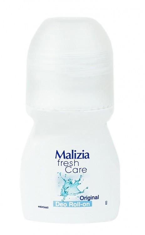 MALIZIA Део-ролик OriginalMalizia<br>Особо активная формула этих дезодорантов гарантирует длительную и эффективную дезодорацию без вмешательства в естественный процесс клеточного дыхания.<br>Дезодорант действует мягко и не вызывает раздражения кожи.Состав:Протестирован дерматологами.<br>Состав: пропелента 40%.<br>Содержание этилового спирта 54,9%.<br><br>Вес г: 70<br>Бренд : Malizia<br>Объем мл: 50<br>Тип дезодоранта : шариковый<br>Страна производитель : Италия