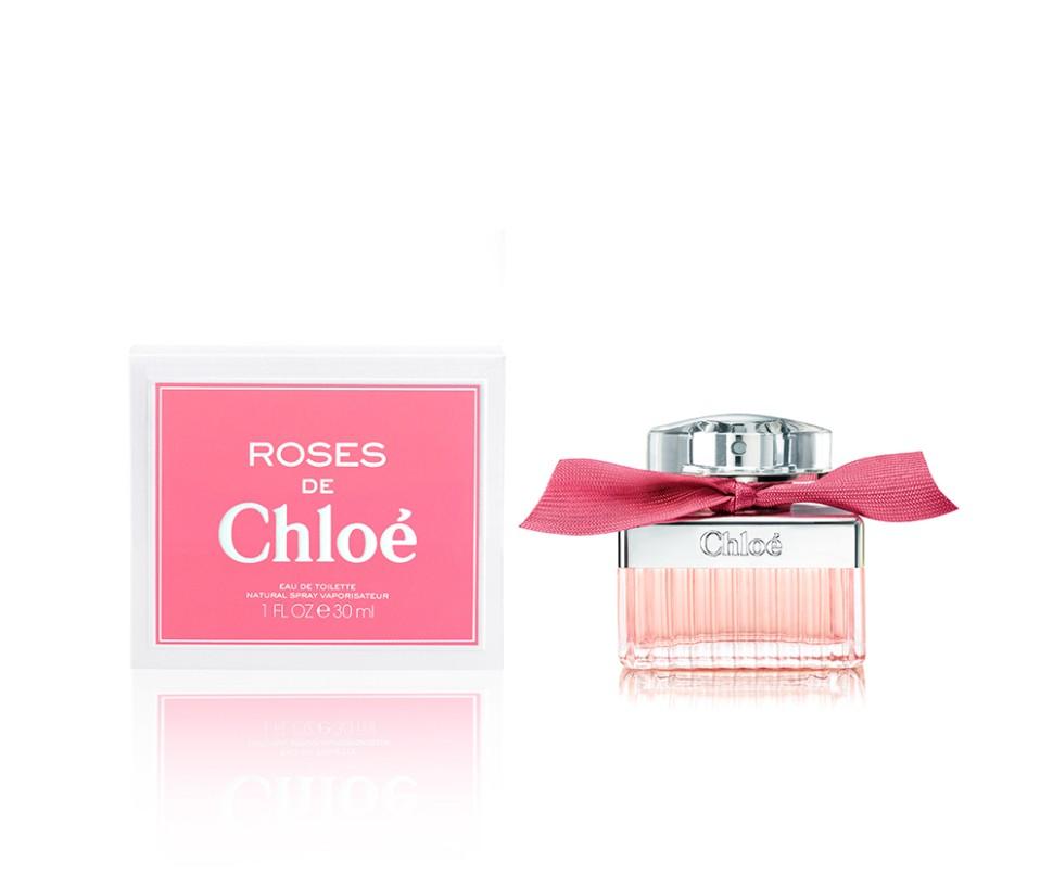 Chloe Roses De Chloe Туалетная вода 30 млChloe<br>Руководство по выбору:<br>Дневной и вечерний аромат<br>Описание:<br>Roses de Chloe является воплощением нежности. Роза начинает благоухать с первых секунд звучания аромата, источая невероятную свежесть. Постепенно в букете дамасских роз различаются ноты бергамота и цветочный аккорд магнолии. Завершается композиция тонким шлейфом белого мускуса и амбры - уникальной подписью Дома Chloe.<br>Особенности состава:<br>Мускусный аккорд Roses de Chloe делает аромат неповторимым.<br>Мнение эксперта:<br>Свободная и непринужденная, роза подарила ароматам Chlo? уникальное звучание, позволив им занять особое место в мире парфюмерии. Мишель Альмерак - парфюмер дома<br>Состав:<br>Alcohol Denat., Aqua (Water), Parfum (Fragrance)<br><br>Вес г: 77<br>Бренд : Chloe<br>Объем мл: 30<br>Возраст : 20+<br>Страна производитель : Франция<br>Вид Аромата : Цветочный<br>Шлейф : Белый мускус и амбра<br>Верхняя Нота : Бергамот<br>Верхняя Нота : Бергамот