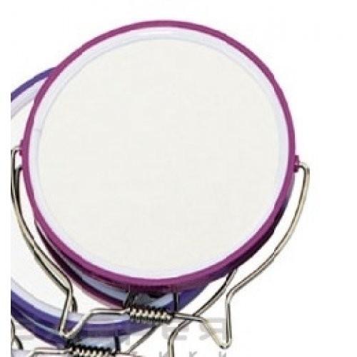 Hairway Зеркало для бритья 1570LHairway<br>Зеркало настольное Titania в пластиковой оправе.Одностороннее, с упором.<br><br>Вес г: 50<br>Бренд: Hairway