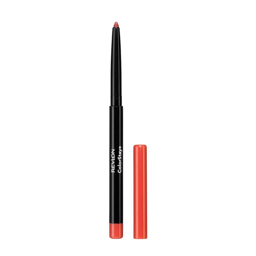 Revlon Карандаш для губ Colorstay Lip Liner (10 Pink)Revlon<br>Наносить на контур губ или растушевывать по всей поверхности губ<br>Описание:<br>Контурный карандаш для губ ColorStay™ создан на основе уникальной технологии SoftFlex™, которая предупреждает растекание или смазывание губной помады. Карандаш обладает мягкой текстурой и позволяет быстро прорисовать желаемый контур. В корпусе карандаша встроена точилка.<br>Состав:<br>OZOKERITE, CYCLOPENTASILOXANE, TRIMETHYLSILOXYSILICATE, PHENYL TRIMETHICONE, POLYETHYLENE, DISTEARDIMONIUM HECTORITE, PROPYLENECARBONATE, SORBICACJD, GLYCINE SOJA (SOYBEAN) OJL, GLYCINE SOJA (SOYBEAN) OJL, TOCOPHEROL, ALOE BARBADENSTS LEAF EXTRACT, MICA (Cl 77019), TITANIUM DIOXIDE (Cl77891), RED IRON OXIDE (Cl 77491), YELLOW IRON OXIDE (Cl 77492), BLACK IRON OXIDE (CI 77499), RED 7 LAKE (Cl 15850)<br><br>Вес г: 40<br>Бренд : Revlon<br>Тип карандаша : автоматический<br>Объем мл: 6<br>Страна производитель : СОЕДИНЕННЫЕ ШТАТЫ АМЕРИКИ