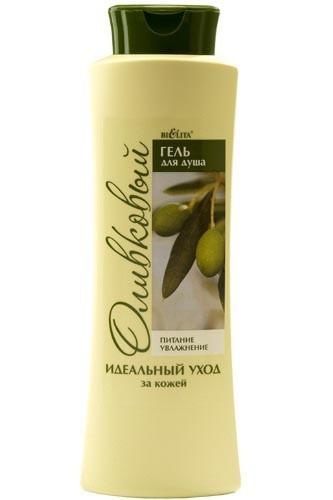 Белита Гель для душа Питание и УвлажнениеБелита<br>Гель для душа оливковый Питание &amp;amp; Увлажнение<br>Сочетает мягкое очищение с необыкновенным увлажняющим действием. Олива — источник молодости и красоты — питает и защищает клетки кожи. Кондиционер — увлажняет и смягчает кожу, восстанавливает липидный барьер.Состав: вода, лауретсульфат натрия, кокамидопропилбетаин, хлорид натрия, кокамид МИПА, лаурет-4, кокамидопропиламиноксид, лаурет-11 карбоксилат натрия, лаурет-10, ПЭГ-12 диметикон, экстракт оливы, ЭДТА, лимонная кислота, парфюмерная композиция, бензиловый спирт, метилхлоризотиазолинон, метилизотиазолинон, CI 19140, CI 42090.Объем: 500 мл<br><br>Вес г: 550<br>Бренд: Белита<br>Объем мл: 500<br>Страна производитель: Белоруссия