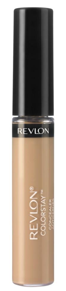 Revlon Консилер для лица Colorstay Concealer (02 Light)Revlon<br>Точечными движениями нанести небольшое количество корректора и растушевать. Может использоваться отдельно, а также наноситься под или на тональный крем.<br>Описание:<br>Ревлон представляет Revlon ColorStay Concealer, консилер с уникальной технологией, благодаря которой он держится на коже весь день!   Идеально маскирует темные круги под глазами и другие несовершенства, поддерживая PH - баланс кожи в течение всего дня. Его легкая формула не сушит и не делает кожу жирной: ваш секрет ровной и гладкой кожи в течение всего дня.<br>Состав:<br>AQUA(WATER)EAU), DIMETHICONE,TRIMETHYLSILOXYSILICATE, GLYCERIN, PHENYL TRIMETHICONE, TRISILOXANE, PEG/PPG-18/18 DIMETHICONE, BORON NUTRIDE, BIS-PEG/PPG* 14114 DIMETHICONE, BUTYLENE GLYCOL, SODIUM CHLORIDE, TRIBEHENIN, ALUMINA, PHENOXYETHANOL, POLYMETHYL METHACRYLATE, ISODODECANE, CAPRYLYL GLYCOL, 1,2-HEXANEDIOL, METHICONE, TRIETHOXYCAPRYLYLSILANE, DIMETHICONOL, DIMETHICONE/SILSESQUIOXANE COPOLYMER, SILICA, SORBITAN SESQIOLEATE, TOCOPHERYL ACETATE, ALOE BARBADENSIS LEAF JUICE, TETRASODIUM EDTA, ETHYLHEXYL PALMITATE, CYCLODEXTRIN, SALICYLIC ACID, SERICA ((SILK) SOIE), CYMBIDIUM GRANDIFLORUM FLOWER EXTRACT,LACTOBACILLUS/ERIODICTYON CALIFORNICUM FERMENT EXTRACT, LILIUM CANDIDUM BULB EXTRACT, MALVA SYLVESTRIS (MALLOW EXTRACT, SllICA DIMETHYL SILYLATE, SODIUM HYALURONATE, HEXYLENE GLYCOL, TITANIUM DIOXIDE (Cl77891), MICA, ZINC OXIDE (Cl77947), YELLOW IRON OXIDE (Cl77492), RED IRON OXIDE (Cl77491), BLACK IRON OXIDE (Cl 77499)<br><br>Вес г: 58<br>Бренд : Revlon<br>Объем мл: 6<br>Вид корректора : жидкий<br>Страна производитель : СОЕДИНЕННЫЕ ШТАТЫ АМЕРИКИ