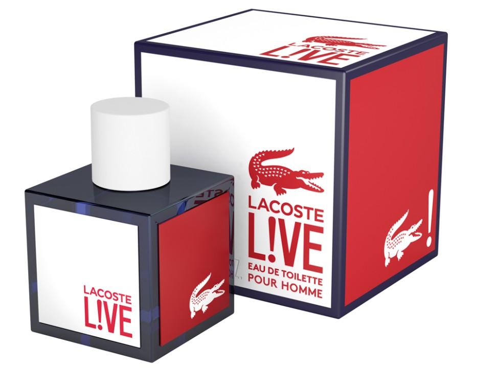 Lacoste Live Туалетная вода 60млLacoste<br>Руководство по выбору:<br>Дневной и вечерний аромат<br>Описание:<br>Аромат LACOStE L!vE стал воплощением безудержной энергии. Энергии, способной раздвинуть границы, найти собственный путь, создать собственный стиль. Весь аромат – не только сама композиция, но и флакон – пропитаны духом творческого вдохновения. Шестигранный куб флакона дает возможность поколению LACOStE L!vE посмотреть на привычные вещи под другим углом. Он побуждает выйти за рамки обыденного, удивляться и действовать – точно также, как побуждает взглянуть на мир по-новому сам аромат.<br>Особенности состава:<br>LACOStE L!vE - нестандартный, свежий и одновременно глубокий аромат, воплощающий безудержкую энергию. Энергию, помогающую раздвинуть границы, найти собственный путь.<br>Мнение эксперта:<br>Аромат для молодых и современных, для креативных и тех, кто смотрит на жизнь позитивно<br>Состав:<br>Alcohol Denat. . Aqua (Water) . Parfum (Fragrance) . Ethylhexyl Methoxycinnamate . Diethylamino Hydroxybenzoyl Hexyl Benzoate . Bht . Limonene . Coumarin . Linalool . Geraniol . Eugenol . Citronellol . Citral . Ci 17200 (Red 33) . Ci 42090 (Blue 1) . Ci 19140 (Yellow 5) .<br><br>Вес г: 90<br>Бренд : Lacoste<br>Объем мл: 60<br>Возраст : 20+<br>Страна производитель : Великобритания<br>Вид Аромата : Цветочный фруктовый<br>Шлейф : зеленые листья, абсент, сандаловое дерево.<br>Верхняя Нота : Шафран, гваяковое дерево<br>Верхняя Нота : Шафран, гваяковое дерево