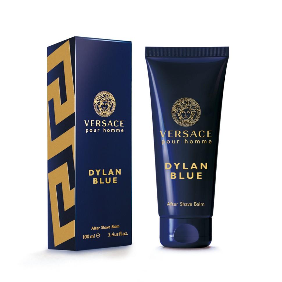 Versace Dylan Blue Бальзам после бритья 100 млVersace<br>Dylan Blue - это воплощение современного мужчины Versace. Этот аромат с ярким индивидуальным характером пронизан мужественностью и харизмой. Уникальность этого фужерного аромата заключается в ярком древесном шлейфе - неповторимом сочетании природных компонентов и синтетических молекул последнего поколения.<br>Мнение эксперта:<br>Dylan Blue - это воплощение современного мужчины Versace. Этот аромат с ярким индивидуальным характером пронизан мужественностью и харизмой. Мне нравится, как традиционные ноты звучат в нём по-новому, современно, свежо и актуально на все времена. Донателла Версаче<br>Особенности состава:<br>Древесный ароматический фужерный<br>Состав:<br>дистиллированная вода, этиловый спирт 28,80%, ароматическая композиция, полиметил метакрилат, PEG-7 глицерил кокоат, феноксиэтанол, диэтилфталат, акрилаты/С10-30 алкил акрилат кроссполимер, гидроксид натрия, этилгексил метоксициннамат, этилгексилглицерин, экстракт зародышей пшеницы, экстракт дрожжей, гиалуронат натрия, гераниол, линалоол, кумарин, цитронеллол, лимонен, альфа-изометилионон, цитраль<br><br>Вес г: 142<br>Бренд : Versace<br>Объем мл: 100<br>Страна производитель : Италия