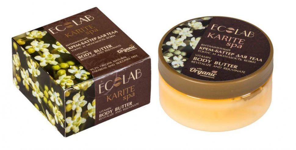 Ecolab SPA Крем-баттер для тела Тонус и Молодость кожиДля тела<br>Крем-баттер Ecolab для тела Тонус и Молодость кожи.<br><br>Активные ингредиенты: органическое масло какао и оливы, масло макадамии и ореха кукуи.<br>- Органическое масло оливы питает, смягчает, и увлажняет кожу, удерживая в ней влагу на длительное время, при этом, не забивая поры.<br>- Масло макадамии - восстанавливающее и омолаживающее масло, возвращающее коже ее былой тонус, упругость, эластичность, и увлажненность.<br>- Масло ореха кукуи насыщает кожу витаминами, тонизируя и омолаживая ее.<br>- Органическое масло какао замечательно питает, увлажняет, смягчает, оживляет, и тонизирует кожу, делая ее еще более нежной, гладкой и сияющей.<br>Продукт не содержит парабенов и силиконов.<br>Состав: вода,<br> настой Зеленого чая, органическое масло Какао, органическое масло <br>Оливы, органический экстракт Зеленого чая, масло Макадамии, масло ореха <br>Кукуи.<br>Способ применения: массажными движениями нанести небольшое количество крема на кожу до полного впитывания.Объем: 200 мл.<br><br>Вес г: 250<br>Бренд : Ecolab<br>Объем мл: 200<br>Страна производитель : Россия