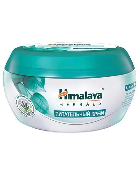 HIMALAYA Крем питательный для лица Алоэ и Витамин 50млHimalaya Herbals<br>Отличное средство для осветления кожи и увлажнения на целый день, благодаря алоэ и мандарину. Легкая нежирная основа крема приятна в использовании и подходит на каждый день. Действие крема направлено на улучшение цвета лица, питание и осветление пигментных пятен. Избавляет от шелушения и раздражения. Увлажненная, красива кожа с выравненным цветом. Улучшенные процессы регенерации.<br><br>Вес г: 60<br>Бренд : Himalaya Herbals<br>Объем мл: 50<br>Тип кожи : все типы кожи<br>Консистенция : крем<br>Тип крема : увлажняющий, питательный<br>Возраст : 25+, 30+, 35+, 40+<br>Эффект : сияние, осветляющий<br>По времени суток : дневной уход<br>Страна производитель : Индия