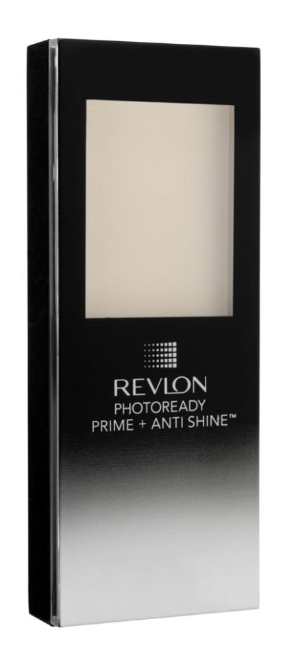Revlon Основа для макияжа матирующая Photoready Prime &amp; Anti Shine BalmRevlon<br>Уникальная формула базы Revlon PhotoReady Prime + Anti Shine™ Balm обладает матирующим эффектом, не забивая поры и позволяя коже дышать. Формула содержит силикон - заполняет неровный рельеф кожи и шлифует ее, не обезвоживает, не является питательной средой для размножения бактерий, сохраняя PH- баланс кожи, защищает от воздействия свободных радикалов. Кожа выглядит более гладкой, ухоженной, без пор и несовершенств, мимические морщины визуально уменьшаются - в одно касание. Может использоваться совместно или отдельно от других тональных средств. Формула эффективно абсорбирует излишки кожного себума за счет входящей в состав микропудры. Гипоаллергенный продукт. Спонж для более комфортного нанесенияСпособ применения:<br>нанесите небольшое количество с помощью спонжа. Распределите по коже тонким слоем для безупречной, естественной и матовой кожи.:<br>Состав:<br>DIMETHICONE, TALC, VINYL DIMETHICONE/METHICONE SILSESQUIOXANE CROSSPOLYMER, SILICA, POLYETHYLENE, POLYMETHYLMETHACRYLATE, SILICA SILYLATE, NYLON-12, SYNTHETIC WAX, BORON NITRIDE, SORBITANTRIOLEATE, CETYL PEG/PPG-10/1 DIMETHICONE, HEXYL LAURATE, POLYGLYCERYL-4 ISOSTEARATE, DIMETHICONE CROSSPOLYMER, ETHYLENE BRASSYLATE, SORBIC ACID, BHT, DIMETHICONE/PEG-10/15 CROSSPOLYMER, TITANIUMDIOXIDE (CI 77891), SALICYLIC ACID, YELLOW 5 LAKE (CI 19140), RED 6 LAKE (CI 15850), RED IRON OXIDE (CI77491), YELLOW IRON OXIDE (Cl 77492)<br><br>Вес г: 95<br>Бренд : Revlon<br>Объем мл: 50<br>Страна производитель : СОЕДИНЕННЫЕ ШТАТЫ АМЕРИКИ