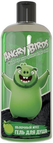 Angry Birds Гель для душа свежесть дня Яблочный мусс Зеленая птица ПигсAngry Birds<br>Восхитительный и нежный аромат яблочного десерта погружает в атмосферу наслаждения, дарит яркие эмоции на целый день!<br><br>Вес г: 300<br>Бренд: Angry Birds<br>Объем мл: 250<br>Страна производитель: Россия