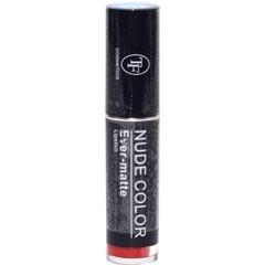ТРИУМФ TF Помада для губ NUD COLOR ever-matt Lipstick (513 мат.красная морковь)Помада Nude Color Matte обеспечивает устойчивый результат:ультра-пигментированная, стойкая. Нежная текстура легко наносится и увлажняет, помада не ощущается на губах. Вместе с лёгкостью вы получаете стойкость до 4 часов! Коллекция включает в себя пудровые оттенки - модный бьюти-тренд в стиле Nude.<br><br>Бренд : Триумф TF<br>Упаковка помады : футляр (выдвижная)<br>Текстура помады : матовая<br>Свойства помады : питательная<br>Вид помады : классическая<br>Страна производитель : Польша