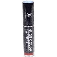 ТРИУМФ TF Помада для губ NUD COLOR ever-matt Lipstick (514 мат.красный)ТРИУМФ TF<br>Помада Nude Color Matte обеспечивает устойчивый результат:ультра-пигментированная, стойкая. Нежная текстура легко наносится и увлажняет, помада не ощущается на губах. Вместе с лёгкостью вы получаете стойкость до 4 часов! Коллекция включает в себя пудровые оттенки - модный бьюти-тренд в стиле Nude.<br><br>Вес г: 20<br>Бренд : Триумф TF<br>Упаковка помады : футляр (выдвижная)<br>Текстура помады : матовая<br>Свойства помады : питательная<br>Вид помады : классическая<br>Страна производитель : Польша