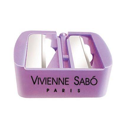 Vivienne Sabo точилка косметическая для толстых и тонких карандашейVivienne Sabo<br>Универсальная<br> точилка для толстых и тонких косметических карандашей от компании <br>Vivienne Sabo, станет вашим незаменимым помощником на долгие годы. Ножи <br>выполнены из высокопрочной стали. Точилка подходит для пластиковых и <br>меловых карандашей, а так же для классических карандашей в деревянном <br>корпусе.Применение: выберите отверстие в точилке в зависимости от диаметра карандаша. Наточите карандаш до нужной остроты.<br><br>Вес г: 30<br>Бренд : Vivienne Sabo<br>Страна производитель : Франция